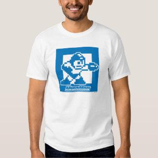 Azules mega playera