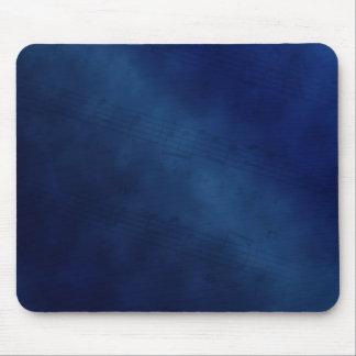 Azules Mousepad Alfombrillas De Raton
