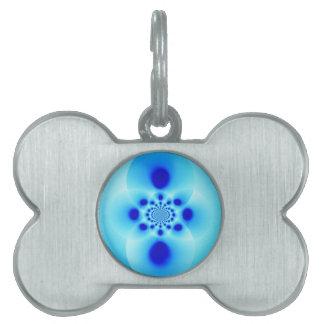 Azules Placas Mascota