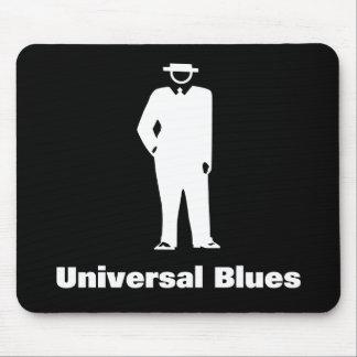 Azules universales tapete de ratones
