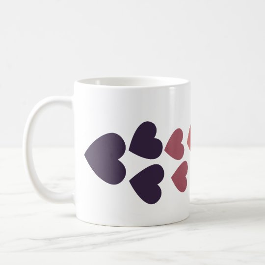 Azura Purple Belly Dancer Coffee Mug