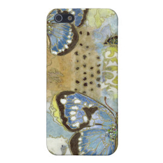 Azure Butterfly Cases For iPhone 5