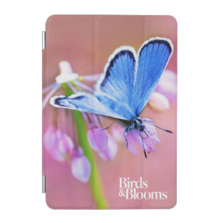 Azure Butterfly iPad Mini Cover