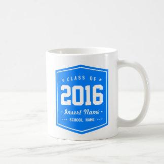 Azure - Class - Enter your date Coffee Mug