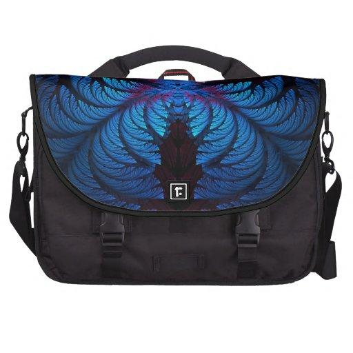 Azure Dreams Laptop Bag