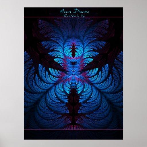 Azure Dreams Poster