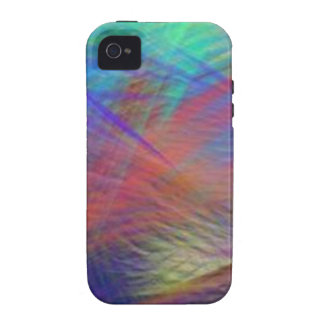Azure Mountain Majesty Color Abstract Vibe iPhone 4 Covers
