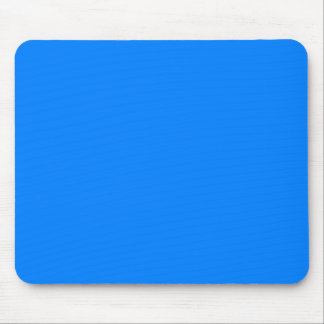 Azure Solid Color Customize It Mouse Pad