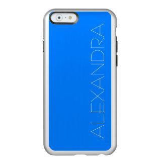 Azure Solid Color Incipio Feather® Shine iPhone 6 Case