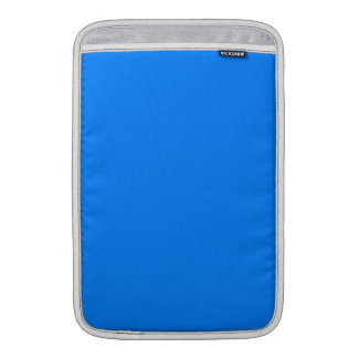 Azure Solid Color Sleeve For MacBook Air