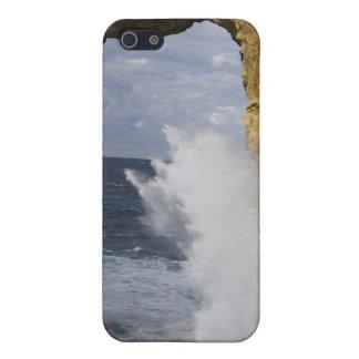 Azure Window iPhone Case