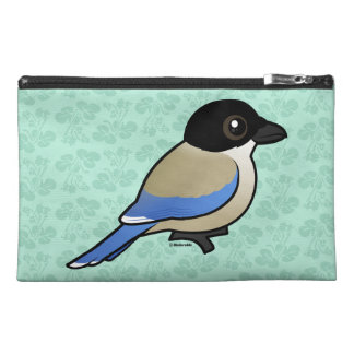 Azure-winged Magpie Travel Accessory Bag