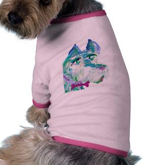 azuredog dog tee shirt