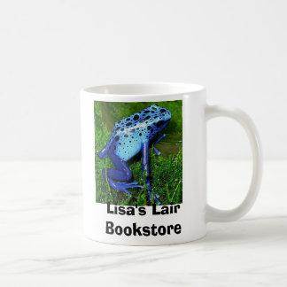Azureus de Dendrobates - rana azul del veneno Tazas