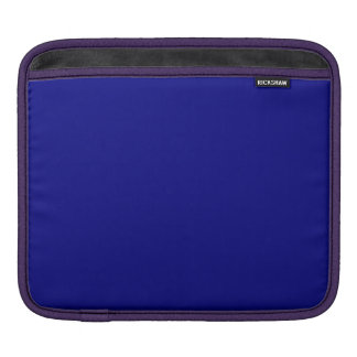 AZURITE (a solid rich blue color) ~ Sleeves For iPads