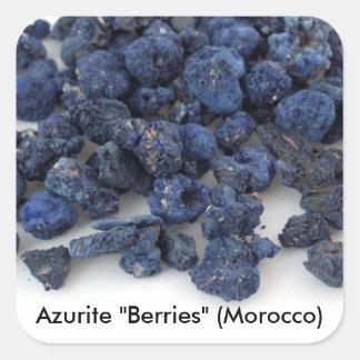 "Azurite ""Berries"" Stickers"