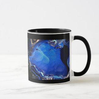 Azurite Geode mug