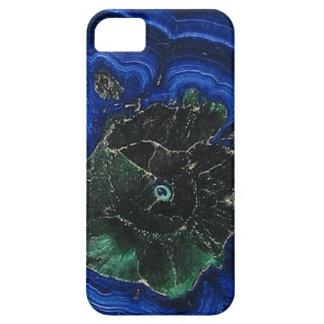 Azurite Malachite Island iPhone SE/5/5s Case