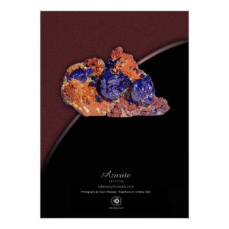 AZURITE POSTERS