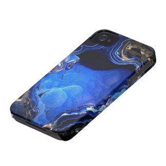 Azurite Pool (3D Look) iPhone 4 case