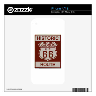 AZUSA66 SKINS FOR iPhone 4S