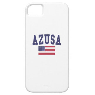 Azusa US Flag iPhone SE/5/5s Case