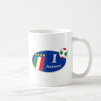 Azzurri Italy Italian Italia Gifts Coffee Mug