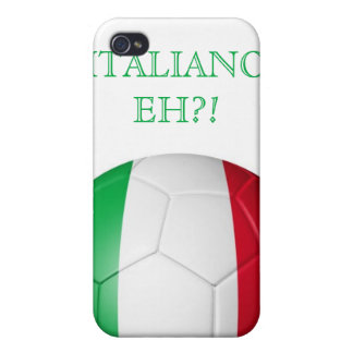 Azzurri Soccer Semi Finals Cover For iPhone 4