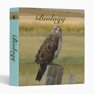 B0033 Swainsons Hawk binder