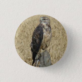 B0036 Ferruginous Hawk Button