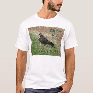 B0052 Swainson's Hawk T-Shirt