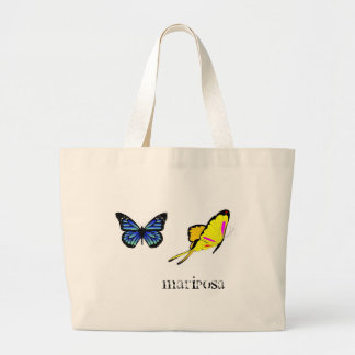 b0918, buttrfly, MARIPOSA Canvas Bags