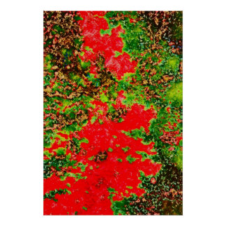 b104 foliagetrees-pastel2b-copya póster