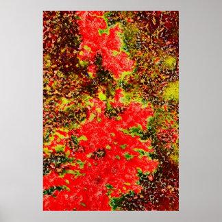 b106 foliagetrees-pastel2b-copya póster