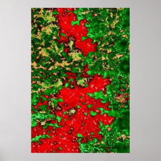 b109 foliagetrees-pastel2b-copya póster