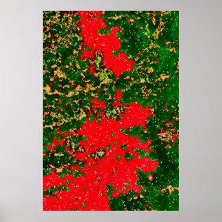 b111 foliagetrees-pastel2b-copya póster
