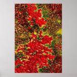 b112 foliagetrees-pastel2b-copya poster