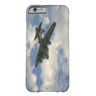 B17, Belly View. (plane;b17_WWII Planes Barely There iPhone 6 Case