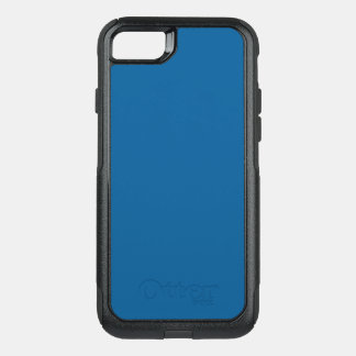 B17 Beneficently Influential Blue Color OtterBox Commuter iPhone 8/7 Case