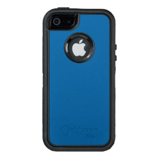B17 Beneficently Influential Blue Color OtterBox Defender iPhone Case
