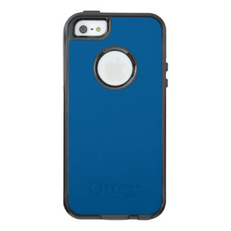 B17 Beneficently Influential Blue Color OtterBox iPhone 5/5s/SE Case