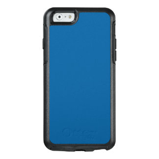 B17 Beneficently Influential Blue Color OtterBox iPhone 6/6s Case