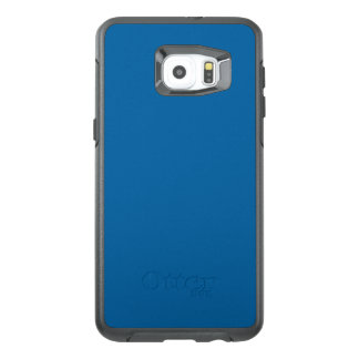 B17 Beneficently Influential Blue Color OtterBox Samsung Galaxy S6 Edge Plus Case