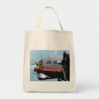 B17 Bomber Tote Bag