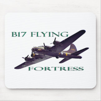 B17 Flying Fortress Mouse Pad