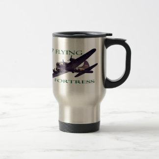B17 Flying Fortress Travel Mug