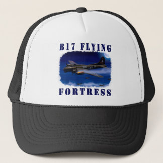 B17 Flying Fortress Trucker Hat
