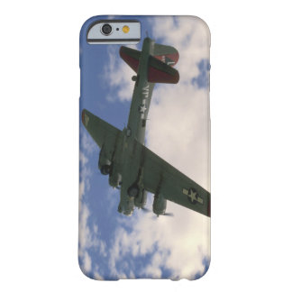 B17 Flying Overhead_WWII Planes Barely There iPhone 6 Case