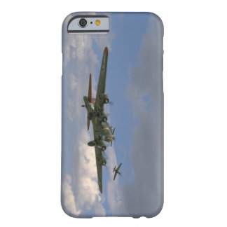 B17, Front Right Angle_WWII Planes Barely There iPhone 6 Case