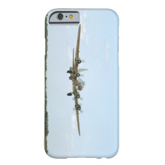 B17, Landing. (plane;b17_WWII Planes Barely There iPhone 6 Case
